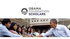 The Obama Foundation Scholars Program