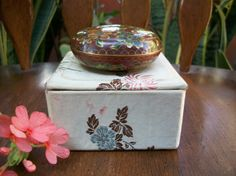 1960s Vintage Chinese Cloisonne Inkpad With by PaulsJunkCloset