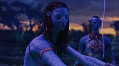 Avatar Shot-By-Shot Stephen Lang, James Cameron, Michelle Rodriguez, Zoe Saldana, Shot By Shot, Avatar Movie, Dances With Wolves, Cute Backgrounds, Sci Fi Movies