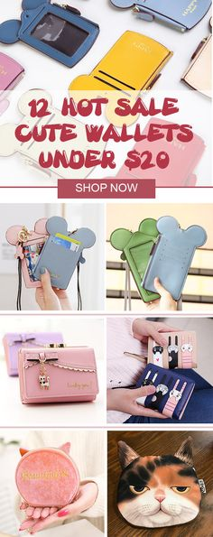 a40c324c1670   6- 20 2018 Cutest Wallets And Purse For Ladies  cute  wallets  cheap   shopping