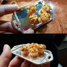 Complete but i am making cupcake mold ♡♡ ♡♡♡ http://www.youtube.com/user/TheCLAYROOM  #miniature #polymerclay #food #fimo #clay #미니어쳐 #폴리머클레이 #miniaturefood #hellokitty #헬로키티 #miniaturebowls #fakesweets #airdryclay #clay #dollhouse  #handmade #핸드메이드 #이브미니어쳐 #인형의집 #돌하우스  #cupcake #muffins #컵케익