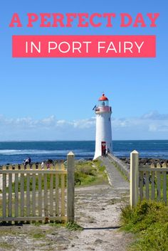 The best things to do in Port Fairy, Victoria (Australia) with the whole family. The historic river port of Port Fairy is located on Shipwreck Coast, just a couple of miles from the Great Ocean Road. Itinerary includes 29 stunning photos of nearby Griffiths Island.