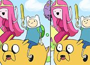 Adventure Time See the Difference