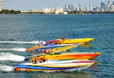 Florida Powerboat Club - Pack of Cigarettes