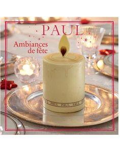 Impression de 5000 brochures de Noël pour Paul Boulangerie. 16 pages dont 4 de couverture.