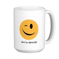 You`re Special! Mug from Zazzle 2014