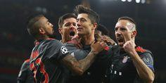 Bayern demütigen Arsenal erneut