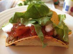 Gluten Free Taco Shells - Mmmm