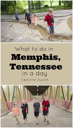 Visiting Memphis, Tennessee {Graceland and Mud Island}