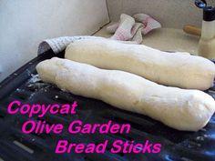 Premade breadstick dough  or premade pizza dough ½ Stick of Butter  Garlic Salt
