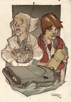 Back To The Future (2010)