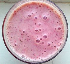 Pomegranate Seed Recipes! Pinky Sweet Smoothie..