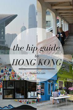 The hip guide to Hong Kong. Explore the hip side of Hong Kong Island through cool neighbourhoods like Tai Hang, Starstreet Precinct, Soho, Po Hing Fong and Tai Ping Shan.