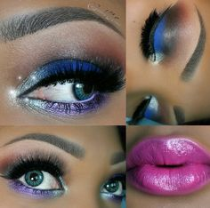"""A late night treat featuring #lashbrat """"COCO"""" mink lashes! Purchase the #cocolashes at www.lashbrat.com"""