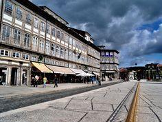 Guimaraes Toural Square