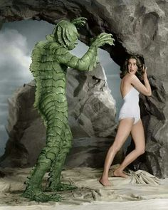 Julie Adams, who is best known for starring in the 1954 classic horror film Creature From the Black Lagoon, passed away at the age of 92 on Sunday morning. Tv Movie, Sci Fi Movies, Scary Movies, Old Movies, Fiction Movies, Retro Horror, Sci Fi Horror, Vintage Horror, Horror Film