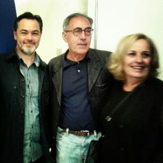 Mark Anderson, Giovanni Lauda and Barbara Trebitsch - Domus Academy Graduation Exhibition 2014