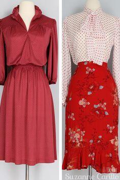 vintage dress vintage blouse vintage skirt for sale vintagebysuzanne on etsy buy now online