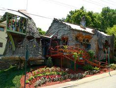 FOTO Cele mai ciudate case din lume