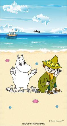 Moomins love