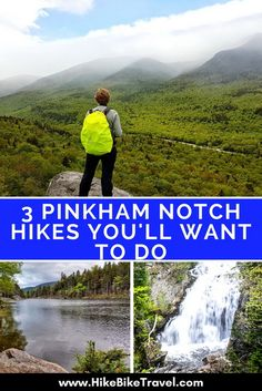 3 Pinkham Notch Hikes in New Hampshire's White Mountains You'll Want to Do