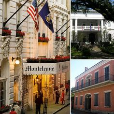 New Orleans is perhaps America's most haunted city, so it's no surprise the place is full of ghosts and floating entities. Come take a look at 10 haunted houses in the Big Easy.