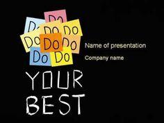 Do Your Best PowerPoint Template - http://www.youtube.com/watch?v=njMuWPDZGyk