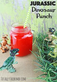 Jurassic Dinosaur Punch is the perfect addition to your gathering! Click now!