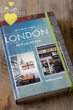 London Style Guide By Saska Graville  etsy.com/people/noraquinonez