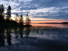 After midnight Far More, After Midnight, Pike Fishing, Finland, No Time For Me, Cottage, Celestial, Sunset, Outdoor