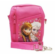 Frozen Christmas Stocking Stuffer - Disney Frozen Mini Shoulder Bags, You Choose Hot Pink or Light Blue ~ - A Thrifty Mom - Recipes, Crafts, DIY and Small Messenger Bag, Small Crossbody Bag, Disney Frozen Crafts, Frozen Christmas, Christmas Toys, Frozen Merchandise, Frozen Princess, Thing 1, Christmas Stocking Stuffers