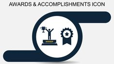 Awards and Accomplishments Trophy Icon