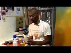 The Artist Hines - Studio Tips for Painters