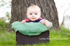 3 months old baby photo shoot