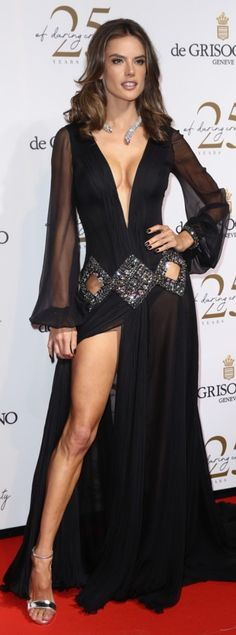 Alessandra Ambrosio Archives - OutfitID