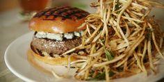 #ChicEats: New York's Most Unexpectedly Chic Burgers  - HarpersBAZAAR.com