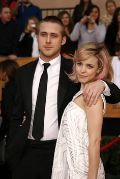 Rachel and Ryan - rachel-mcadams-and-ryan-gosling Photo Ryan Gosling, Rachel Mcadams Hair, Compare Health Insurance, Dating Over 40, Ryan Thomas, Matthew Mcconaughey, Celebrity Couples, Famous Faces, Film