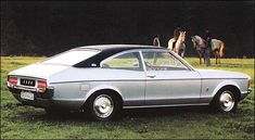 Ford Granada GXL coupe 1972