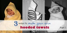 I absolutely love hooded towels for my kids. Before my girls were born I never thought theyd come in so handy! Its super easy to get your babies warm and snug after their baths. And for older toddlers and kids well, its super easy to get them warm and snug
