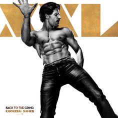 Magic Mike XXL Character Poster Joe Manganiello