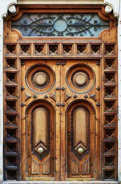 Beautiful Door ~old city center of Valencia, Spain.