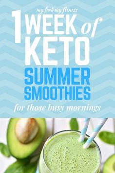 youre like me and enjoy a good smoothie but arent quite sure how to fit them in on keto diet plan or you just like to keep on eye on those carbs then read on. Here are 7 low carb keto smoothies for those busy mornings! Ketogenic Diet Meal Plan, Keto Diet Plan, Low Carb Diet, Fast Weight Loss, How To Lose Weight Fast, Good Smoothies, Nutritious Smoothies, Green Smoothies, Breakfast Smoothies