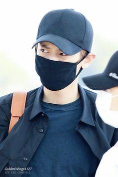 170505 Incheon Airport #Chanyeol #EXO