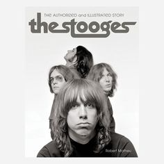 Robert Matheu: The Stooges, at 21% off!