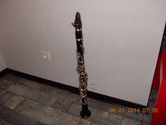 Meine Yamaha Bb Klarinette.