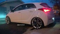 Carro: HB20 Cor: Branco Marca da Roda: Volcano Wheels Modelo da Roda: Laki (Replicas Golf Europeu) Aro: 20 Mode