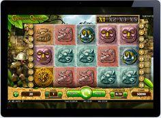 Gonzo's Quest - увлекательный автомат в онлайн казино.  Если вы любите играть на деньги в онлайн казино, при этом не отпускать ощущение путешествия и приключения, полные невероятных открытий и сюрпризов — вам придется по душе яркий игровой автомат Gonzo's Quest от Net Entertai