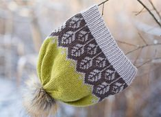 No photo description available. Knitting For Kids, Knitting Projects, Baby Knitting, Crochet Projects, Fair Isle Knitting, Loom Knitting, Knitting Patterns, Knit Crochet, Crochet Hats