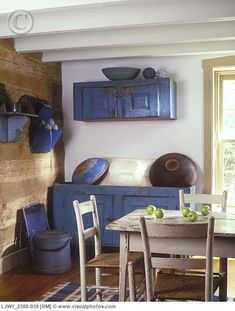 .THIS WAS MY DINING ROOM IN COUNTRY LIVING MAGAZINE