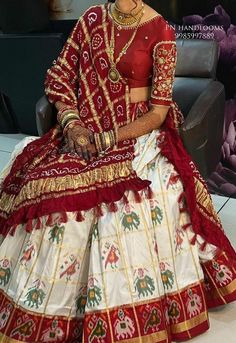Pochampally handlooms Sarees bons sarees ikkat patola spl design weavers contact Source by pendemprudhvi. Lehenga Choli Designs, Kurta Designs, Choli Blouse Design, Half Saree Designs, Designer Bridal Lehenga, Designer Lehnga Choli, Indian Bridal Outfits, Indian Bridal Fashion, Indian Designer Outfits